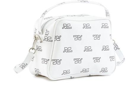 COURREGESIconic Day shoulder bag