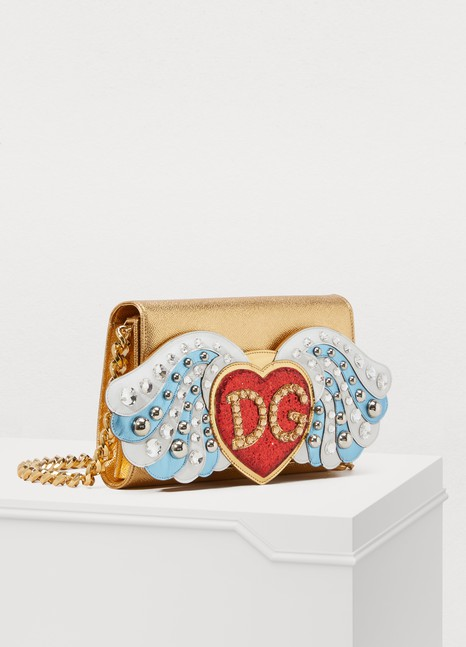 Dolce & Gabbana DG heart mini bag