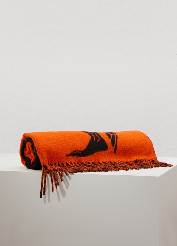 EtudesMagnolia Études Attika scarf