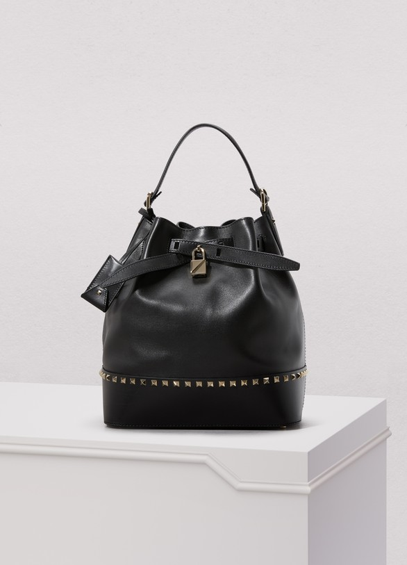 Valentino Lovestud Bucket Bag