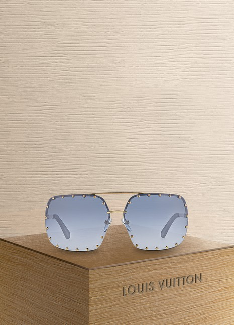 Louis Vuitton Lunettes de soleil The Party Square