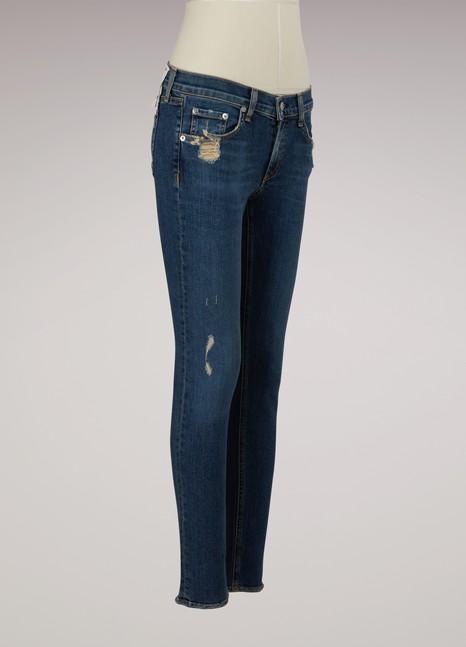 Rag & BoneJean skinny en coton