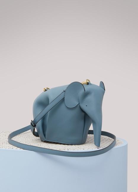 LoeweMini sac Éléphant
