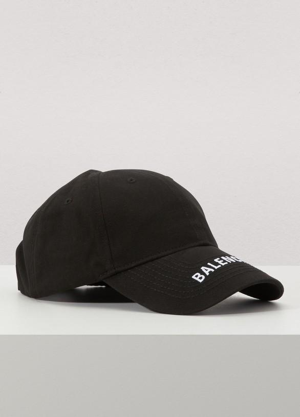 c74d5b580e3 Balenciaga Logo hat