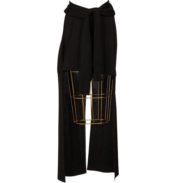 CHLOEAsymmetric skirt