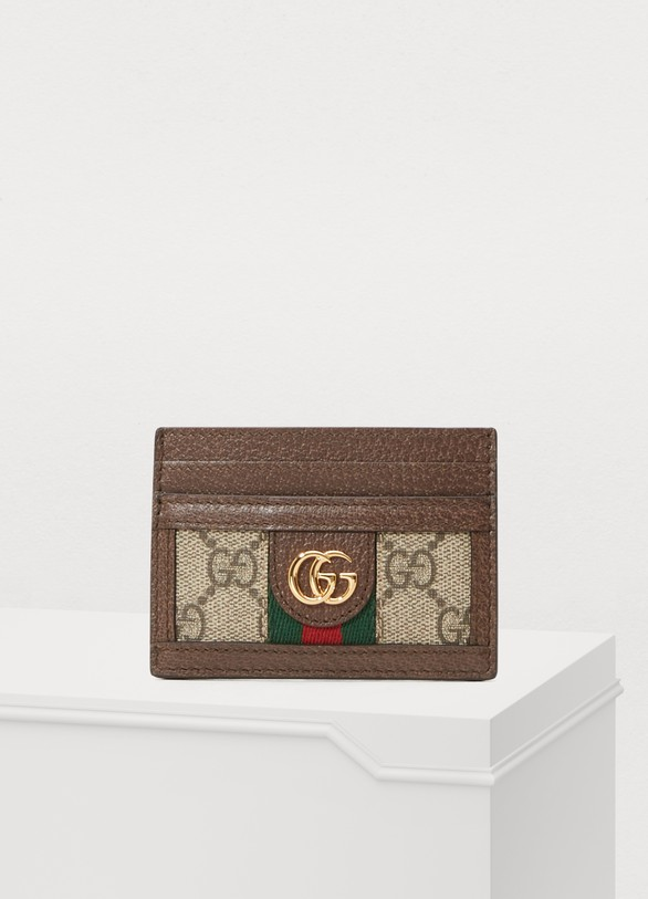 5bdd1d2e5d76 Women's Ophidia card holder | Gucci | 24 Sèvres