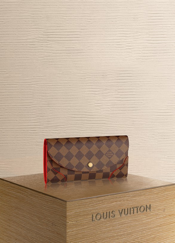 LOUIS VUITTON Portefeuille Caissa