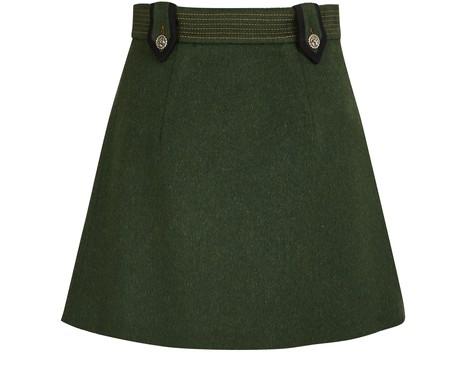 MIU MIUWool skirt