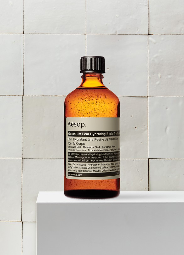 AesopSoin Hydratant à la Feuille de Géranium pour le Corps