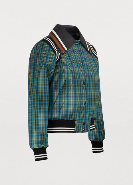 N 21Wool-blend bomber jacket