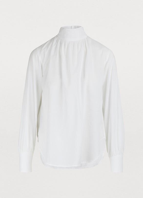 OFFICINE GENERALEGabrielle organic cotton blouse