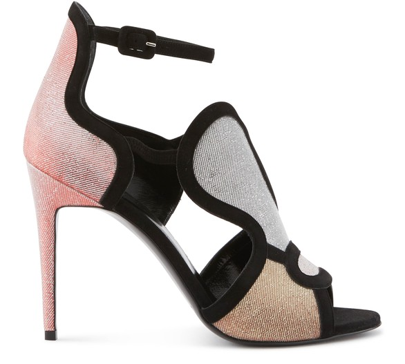 PIERRE HARDYPatch sandals