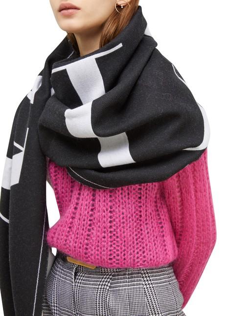 VALENTINOValentino Garavani VLTN scarf
