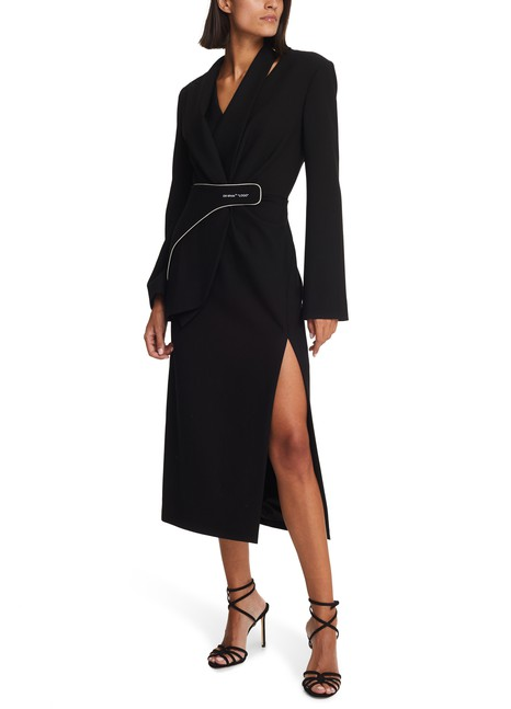 OFF-WHITE Formal midi dress