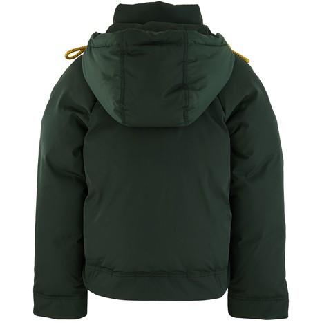 LU MEICrystal puffer jacket