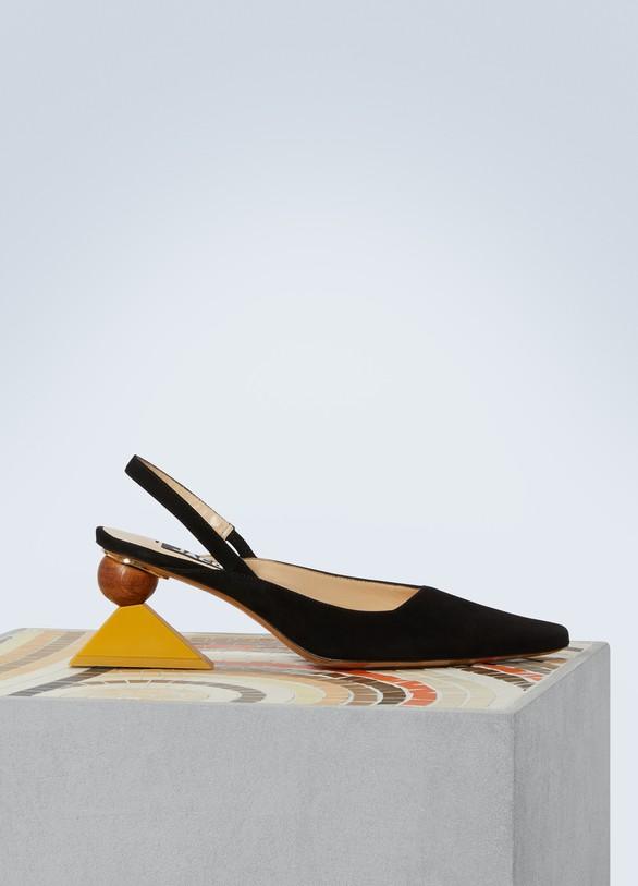 JacquemusSao sandals
