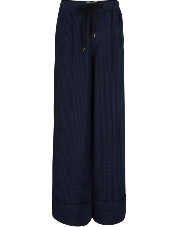 ROLAND MOURET Betterton silk trousers