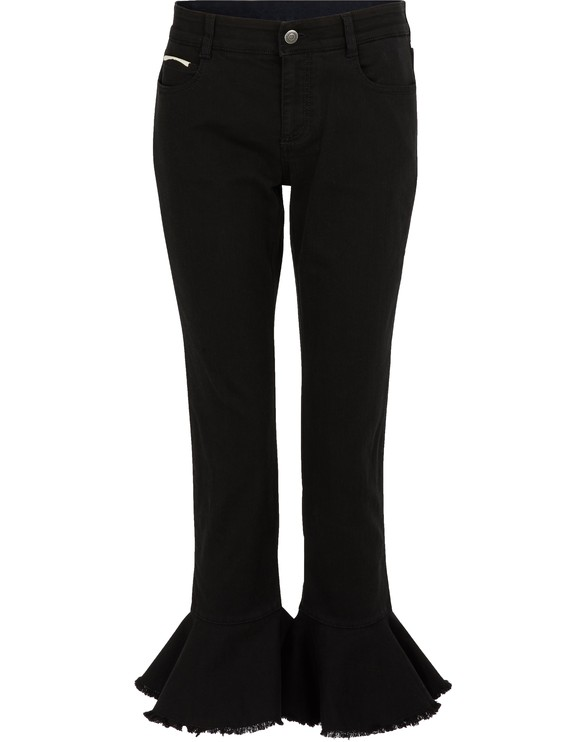 STELLA MCCARTNEYCropped flared jeans