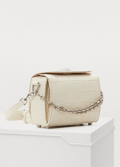 Alexander McQueenSac porté épaule Box Bag 19