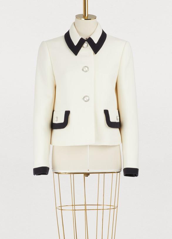 Miu MiuWool jacket