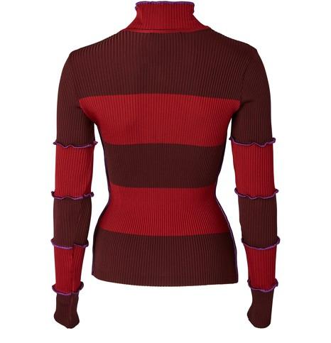 KOCHÉStriped jumper