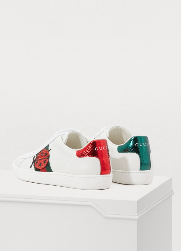 fd4a1148559 ... Gucci New Ace sneakers ...