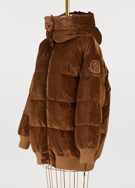 272a007ad Verdier velvet jacket