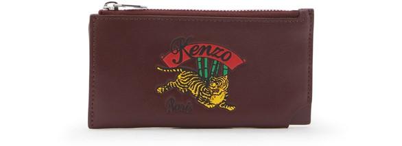 KENZOZipped card holder