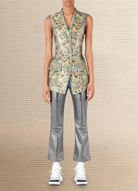 Louis VuittonGilet sans manches brodé