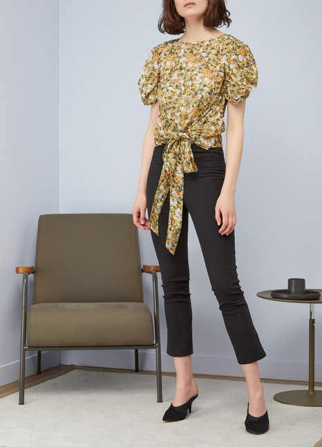 Isabel Marant Fleming silk top