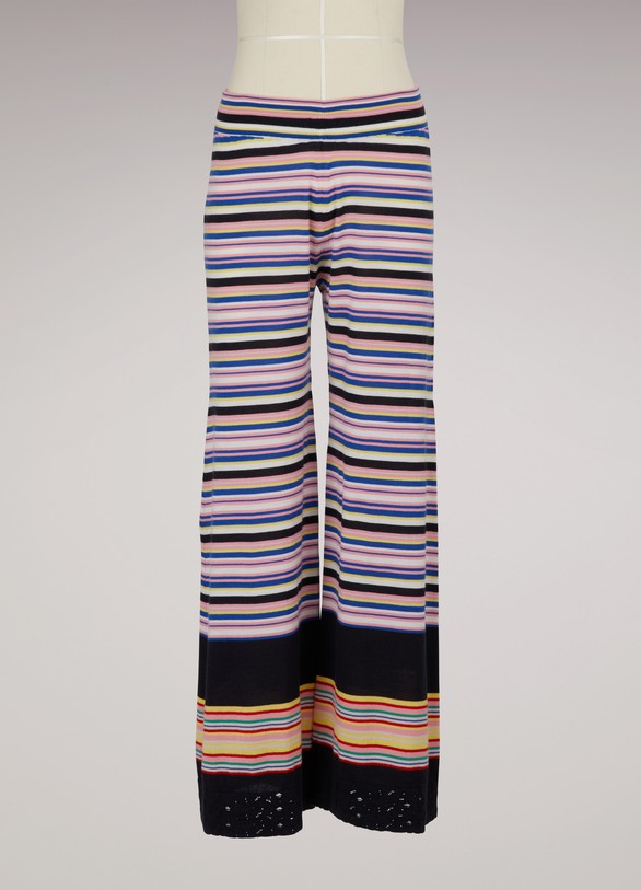 BarrieCashmere oversized pants