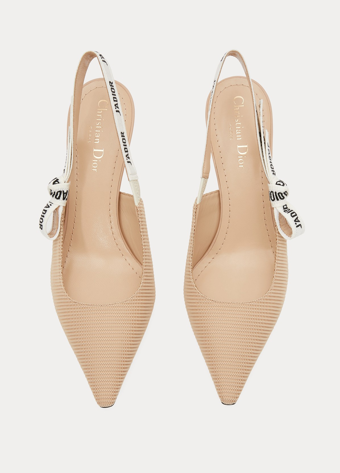 J'adior Dior Pumps – Small Heel