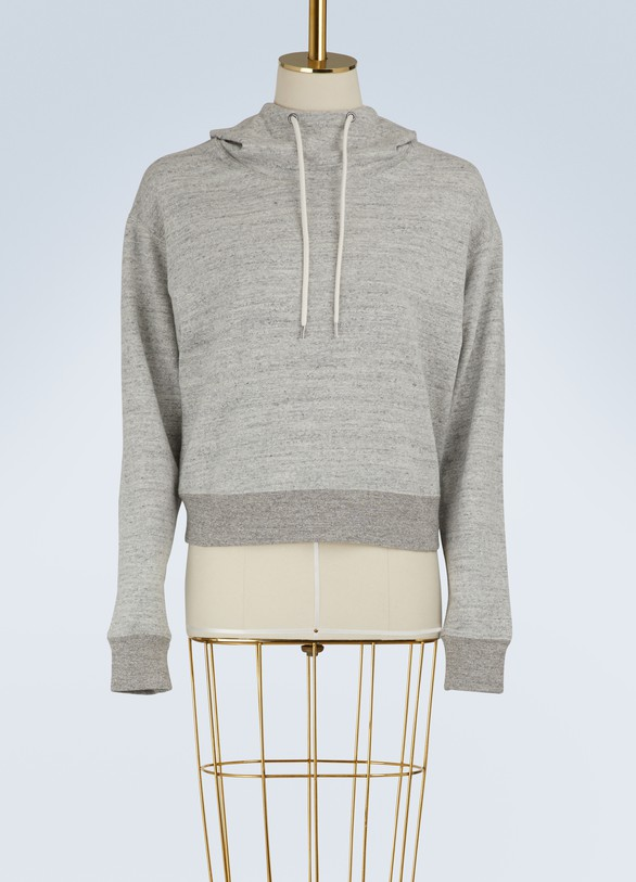 James Perse Shrunken sweatshirt