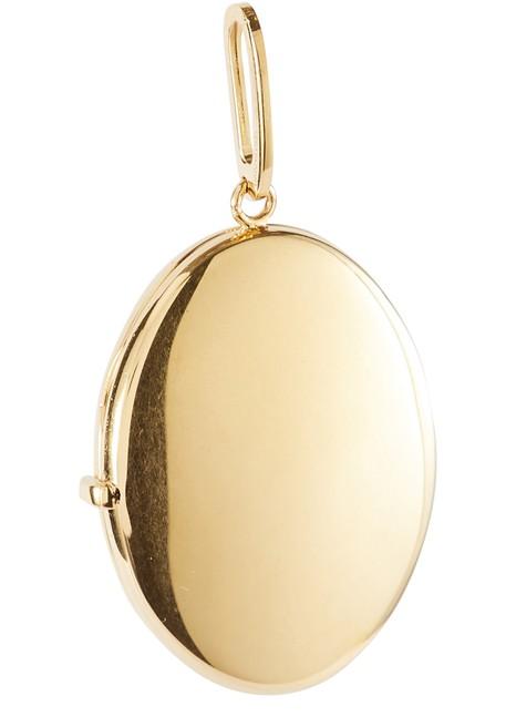 CELINESeparable mirrored medallion