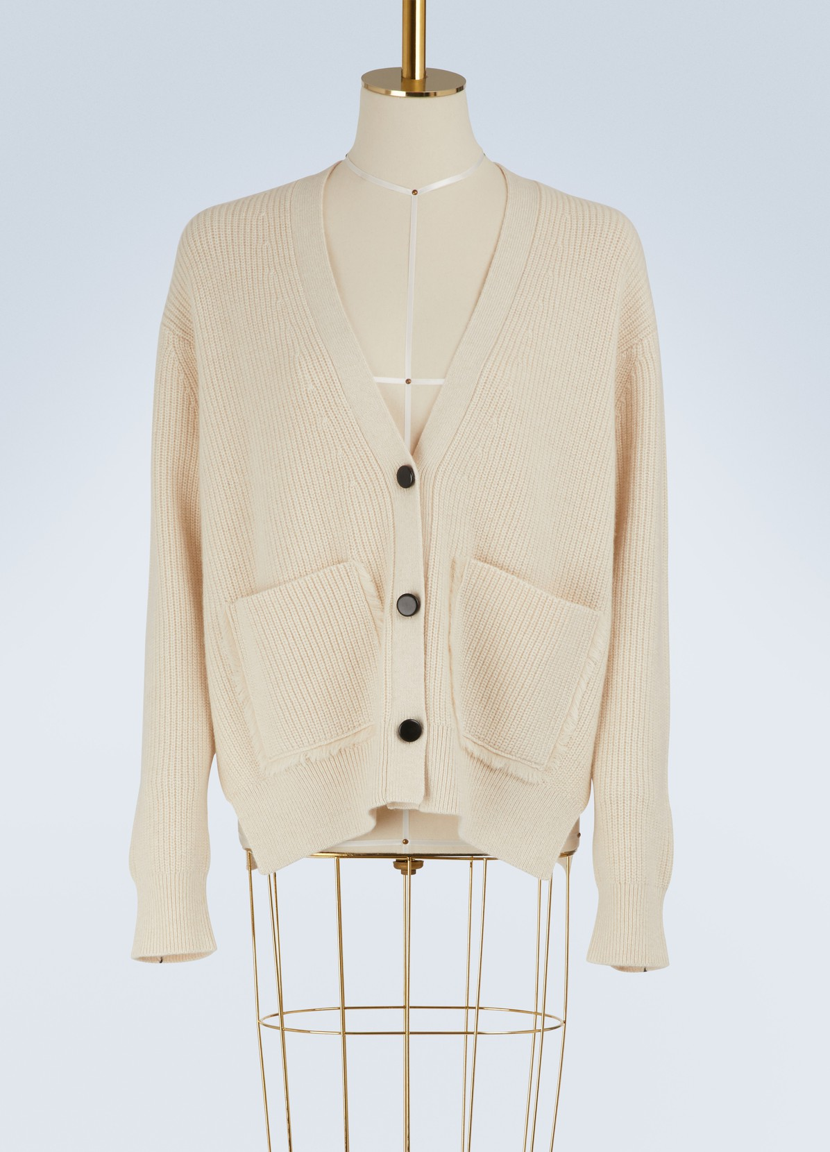 Cashmere blend cardigan | PROENZA SCHOULER | 24 Sèvres
