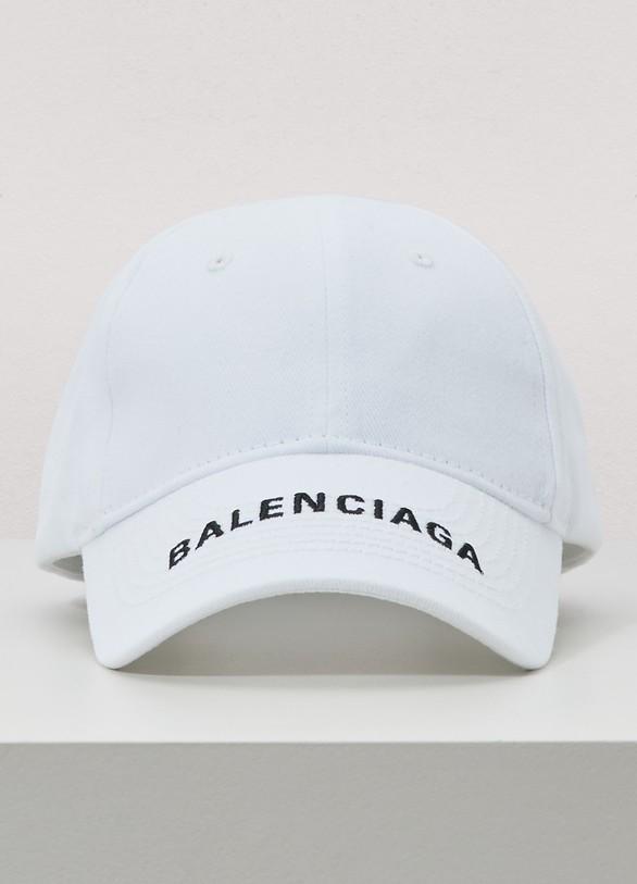 Balenciaga Logo hat de075a5ec4a