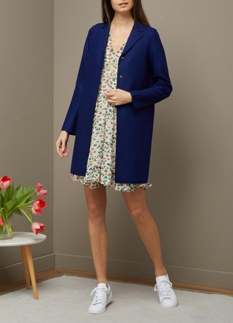 Harris Wharf LondonBoxy wool coat