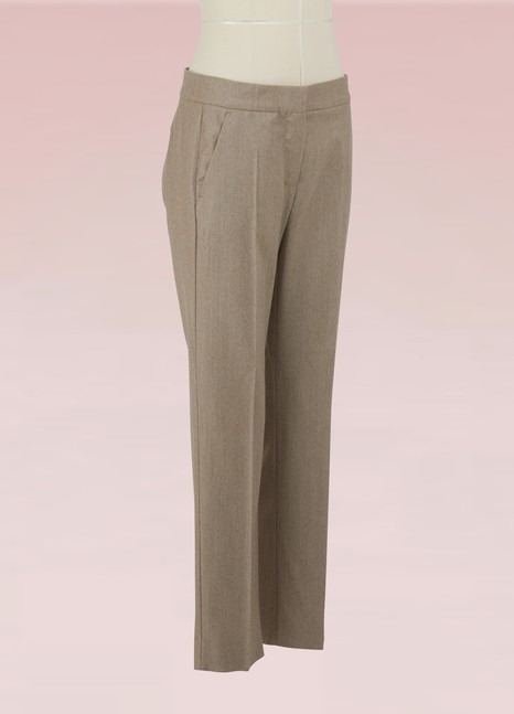 Max Mara Cosmo wool trousers