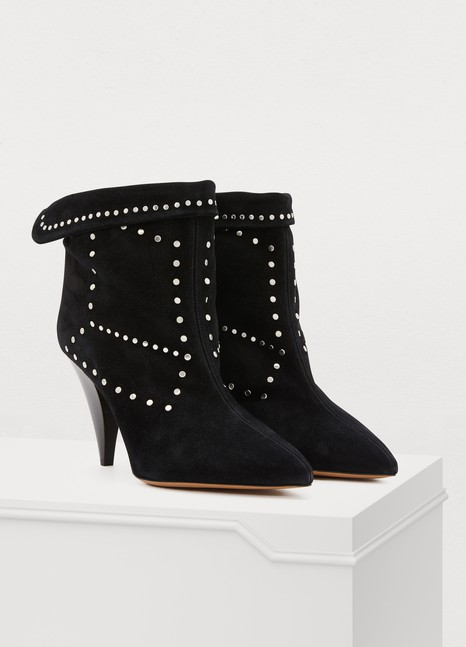 Isabel MarantLisbo heeled ankle boots