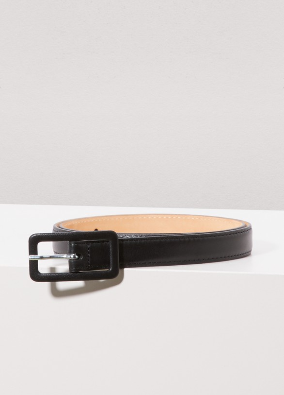 Maison Boinet Thin belt