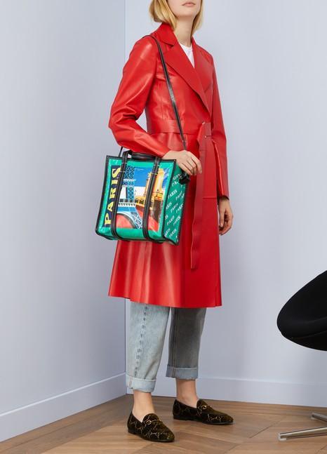 BALENCIAGABazaar Paris small shopper bag