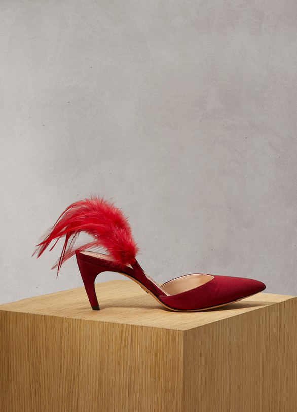 DiorEscarpins slingback Dior Ethnie
