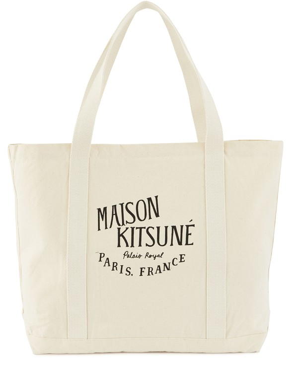 MAISON KITSUNE Sac shopping Palais Royal