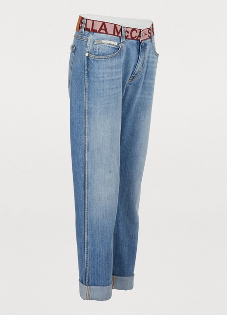 STELLA MCCARTNEYThe Skinny Boyfriend jeans
