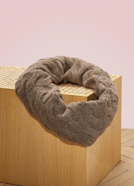 Max MaraGirello wool scarf
