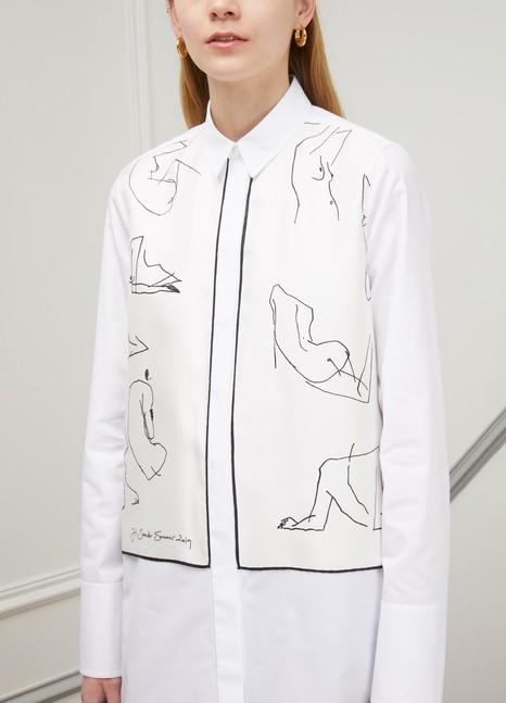 JIL SANDERPrinted shirt