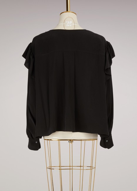 ISABEL MARANT ETOILE Top Welby