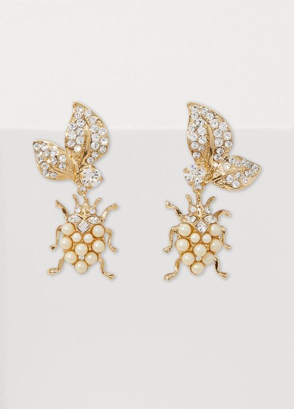 Dolce & GabbanaBoucles d'oreilles Insectes
