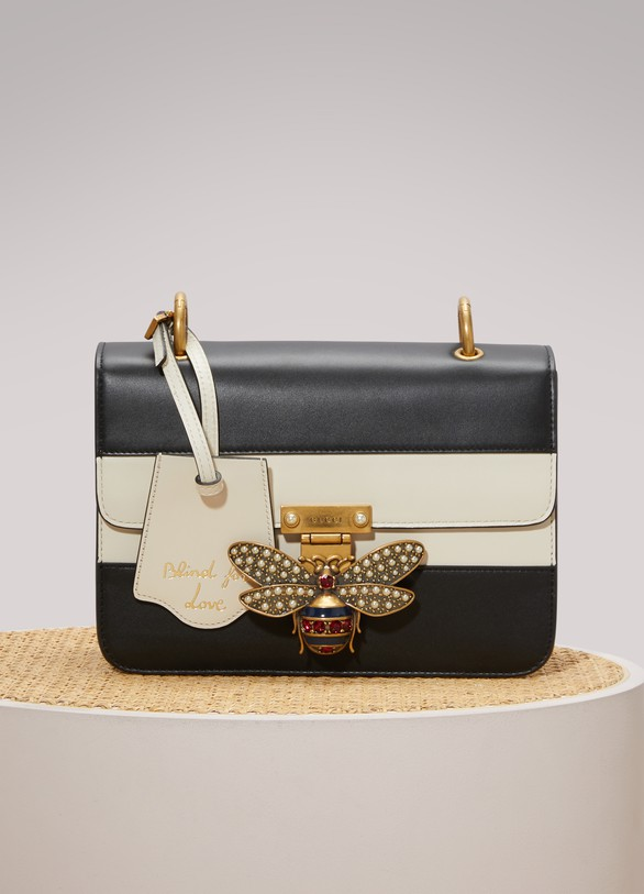 Gucci Queen Margaret leather crossbody bag