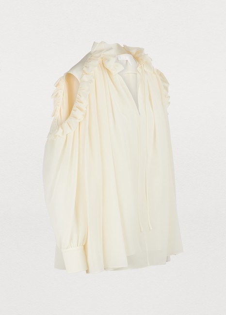 ChloéBlouse en soie